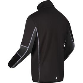 Regatta Yare III Jacket Men magnet marl/black